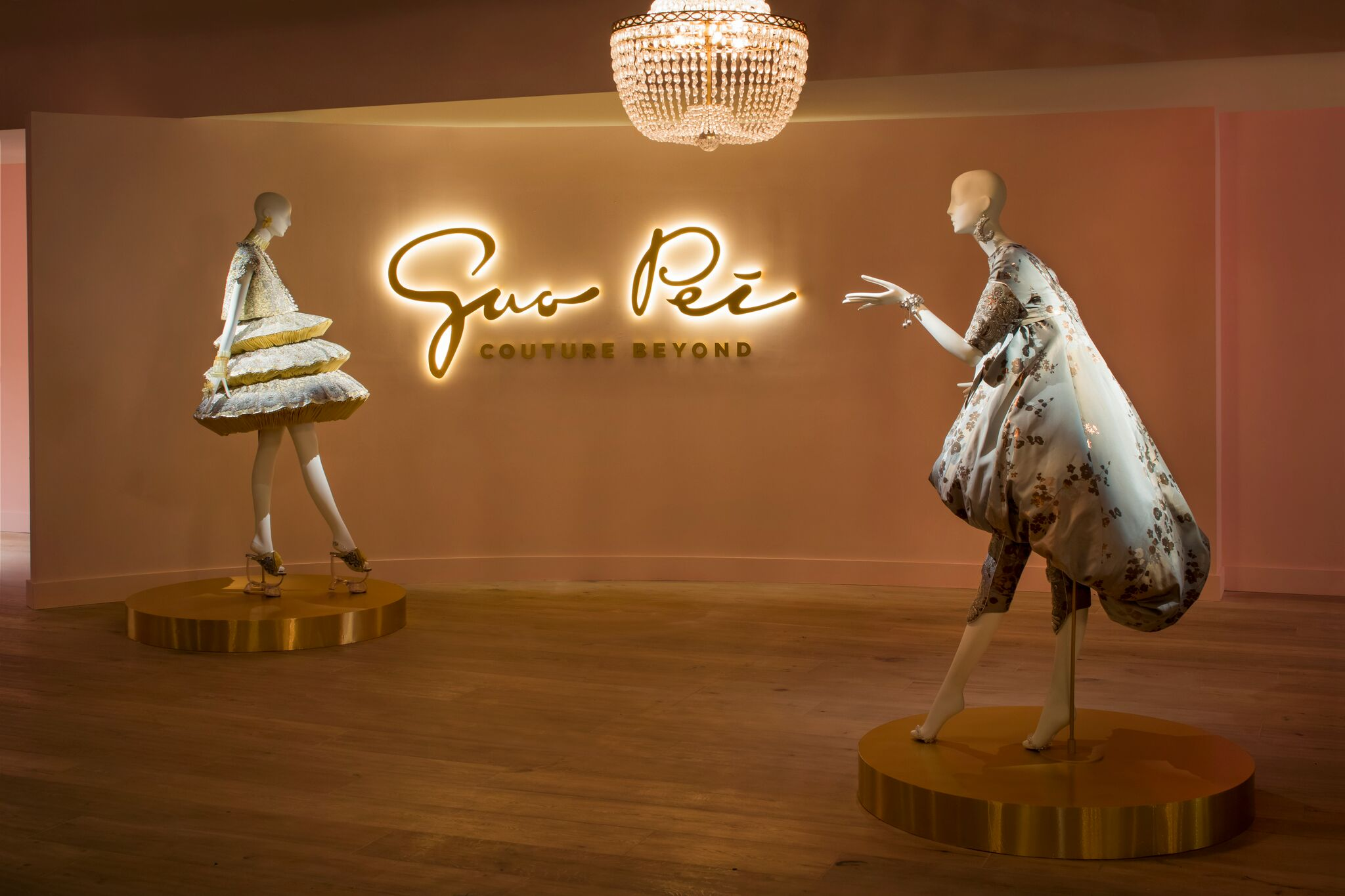 SCAD Presents 'Gou Pei: Couture Beyond,' Now Showing at SCADFash
