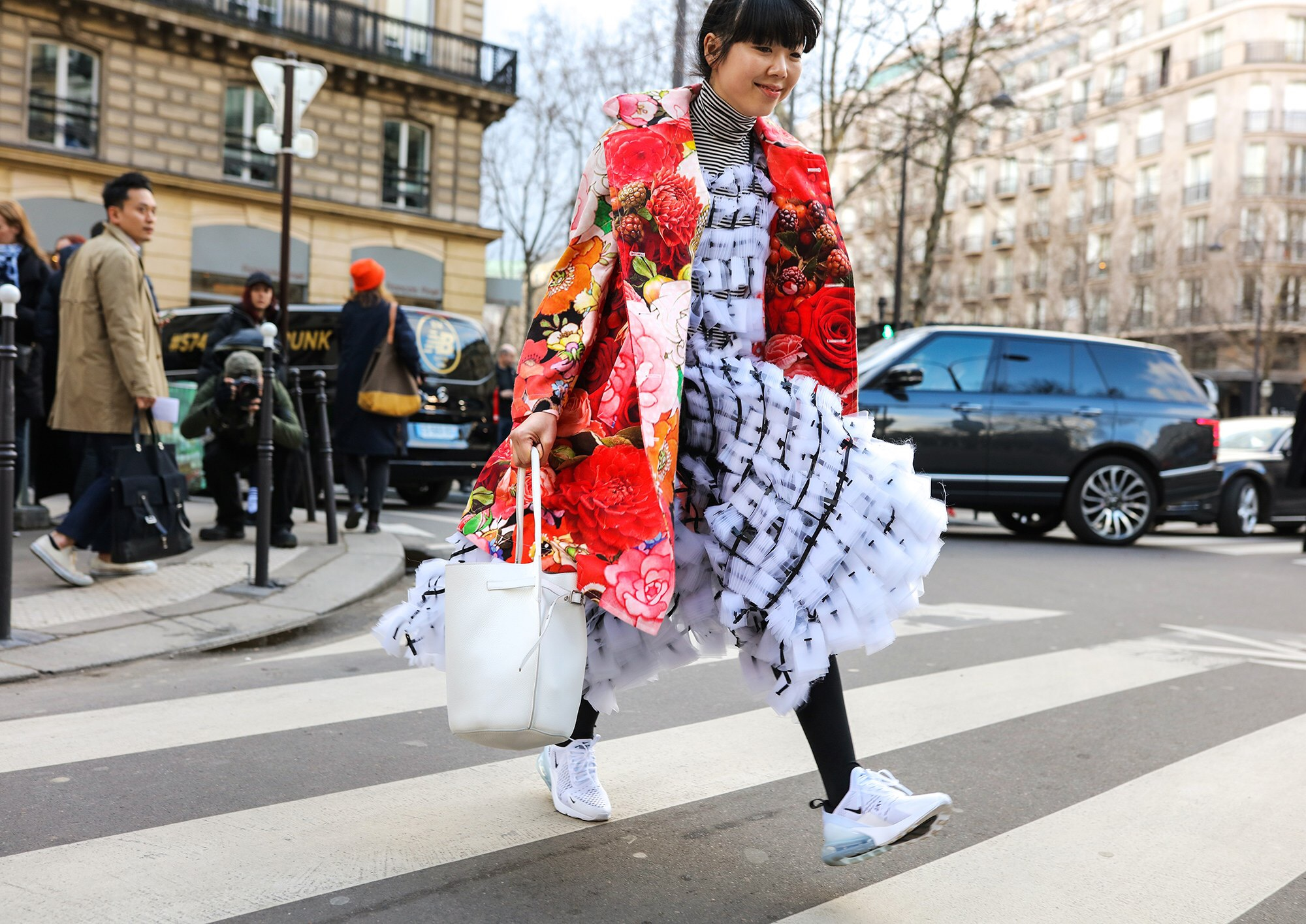 The Best Street Style of Paris Fashion Week, Captured By Phil Oh