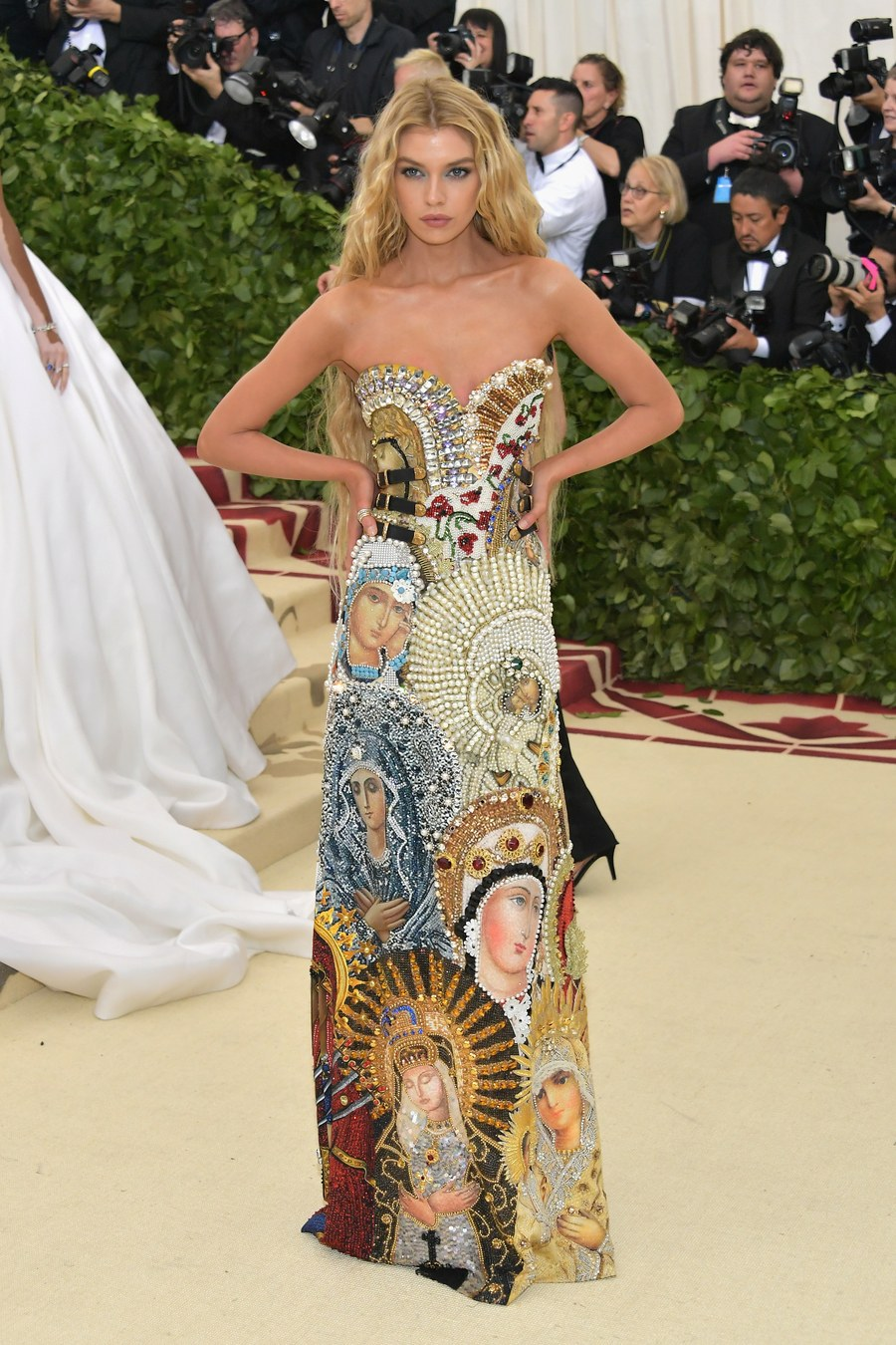 Met Gala 2018: Heavenly Bodies, Fashion and the Catholic Imagination